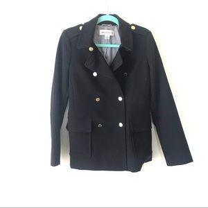 Liz Claiborne Double Breasted Coat ✅Offers plz✅